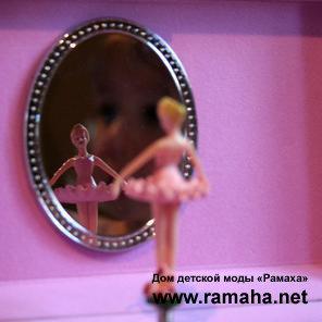 Маленькие девочки хотят быть худыми принцессами
