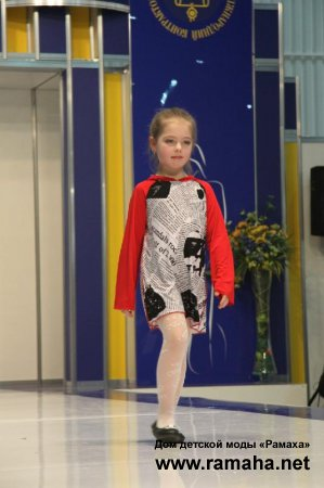 Новая коллекция «Kiev fashion kids 2011»