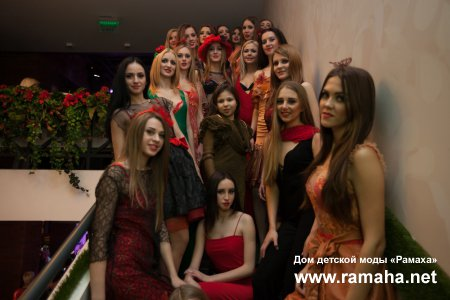 Fashion-designer Ramaha поддержала проект «ФАРБИ – ШОУ»